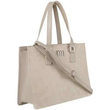 Tassen Dames Handtassen kort hengsel Monnari 118170 Creme