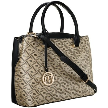 Tassen Dames Handtassen kort hengsel Monnari 117880 Beige