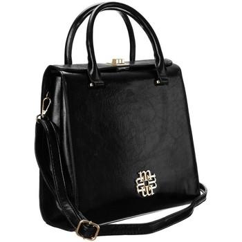 Tassen Dames Handtassen kort hengsel Monnari 124460 Noir