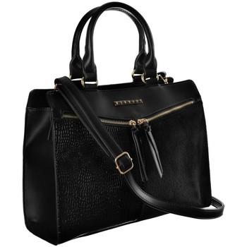 Tassen Dames Handtassen kort hengsel Monnari 125380 Noir