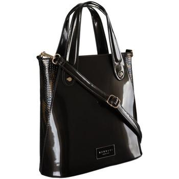 Tassen Dames Handtassen kort hengsel Monnari 124810 Noir