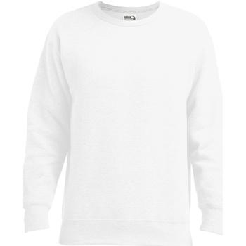 Textiel Heren Sweaters / Sweatshirts Gildan GD049 Wit