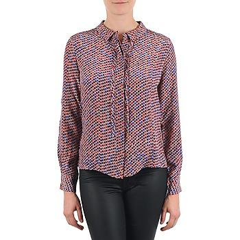 Textiel Dames Overhemden Antik Batik DONAHUE Multikleuren