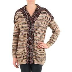 Textiel Dames Vesten / Cardigans Antik Batik WAYNE Beige
