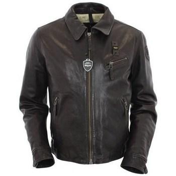 Textiel Heren Jacks / Blazers Blauer BLUL01284370 Marron