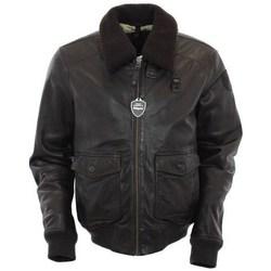 Textiel Heren Jacks / Blazers Blauer BLUL01285370 Marron
