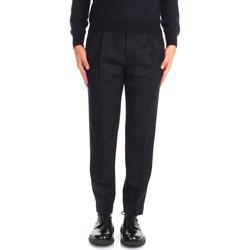 Textiel Heren Anzughosen Incotex ZR541Z 1721T Blue