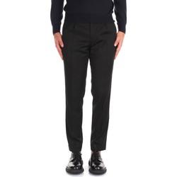 Textiel Heren Chino's Incotex ZR450Z 10139 Black