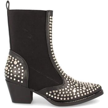 Schoenen Dames Enkellaarzen Ainy 8468B Negro