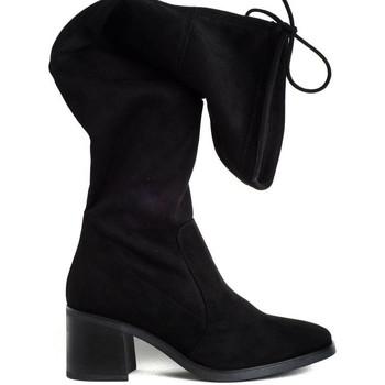 Schoenen Dames Laarzen Bryan 4803 Zwart