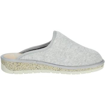 Schoenen Dames Sloffen Grunland CI1815-G7 Grey