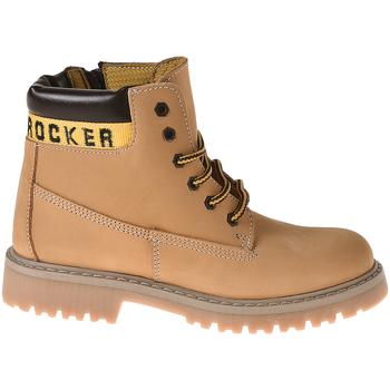 Schoenen Kinderen Laarzen Melania MK6063F8I.C Geel