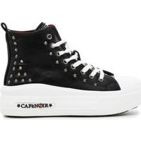 Schoenen Dames Hoge sneakers Café Noir DM9230 Zwart