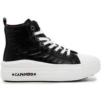 Schoenen Dames Hoge sneakers Café Noir DM9250 Zwart