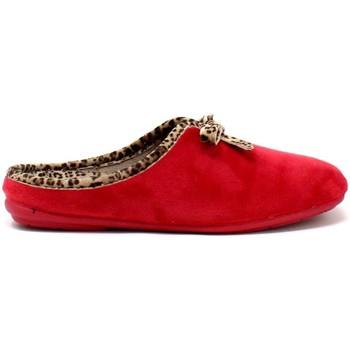 Schoenen Dames Sloffen Susimoda 6127 Rood