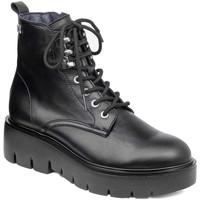 Schoenen Dames Laarzen CallagHan 46002 Zwart