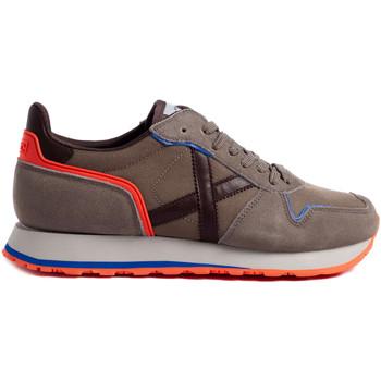 Schoenen Heren Lage sneakers Munich 8620448 Bruin