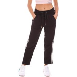 Textiel Dames Trainingsbroeken Gaudi 121BD24001 Zwart