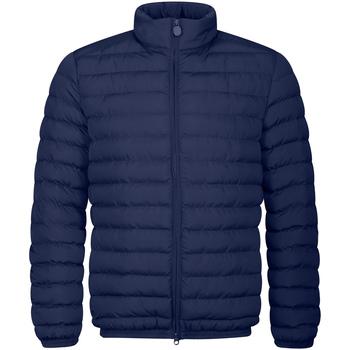 Textiel Heren Dons gevoerde jassen Invicta 4431807/U Blauw