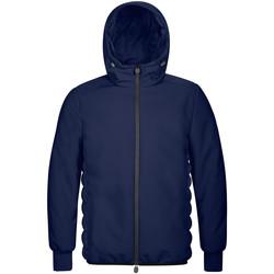 Textiel Heren Dons gevoerde jassen Invicta 4431809/U Blauw