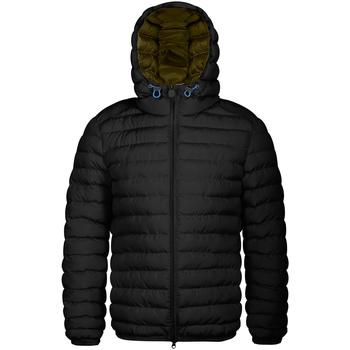 Textiel Heren Dons gevoerde jassen Invicta 4431806/U Zwart