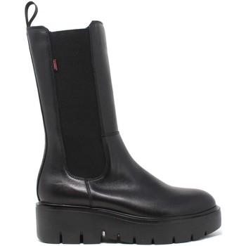Schoenen Dames Enkellaarzen CallagHan 46006 Zwart