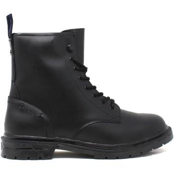 Schoenen Heren Laarzen Wrangler WM12040A Zwart
