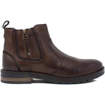 Schoenen Heren Laarzen Wrangler WM12052A Bruin
