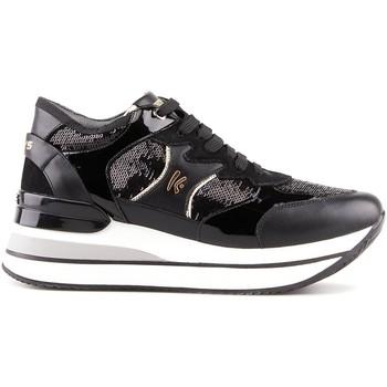 Schoenen Dames Lage sneakers Keys K-5532 Zwart