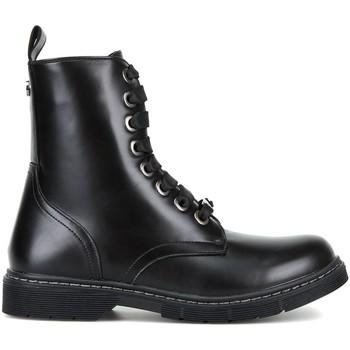 Schoenen Dames Laarzen Keys K-5772 Zwart
