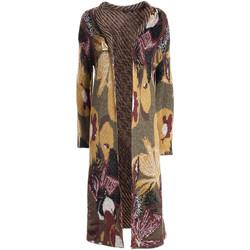 Textiel Dames Vesten / Cardigans Fracomina F321WT8003K458F8 Rood