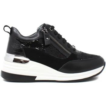 Schoenen Dames Lage sneakers Keys K-5512 Zwart