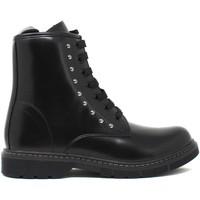 Schoenen Dames Laarzen Keys K-5770 Zwart