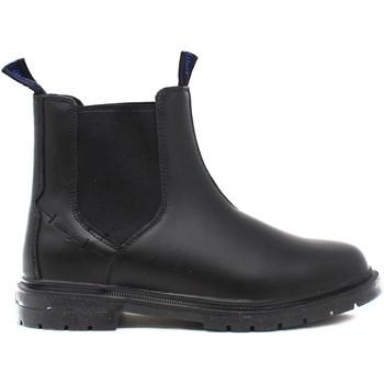 Schoenen Heren Laarzen Wrangler WM12041A Zwart