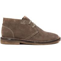 Schoenen Heren Laarzen Wrangler WM12070A Bruin
