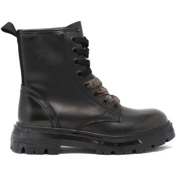 Schoenen Dames Laarzen Wrangler WL12570A Zwart