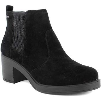 Schoenen Dames Enkellaarzen IgI&CO 8152922 Zwart