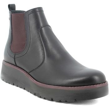 Schoenen Dames Enkellaarzen IgI&CO 8151611 Zwart