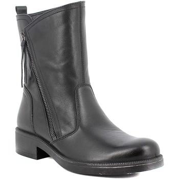 Schoenen Dames Enkellaarzen IgI&CO 8165500 Zwart