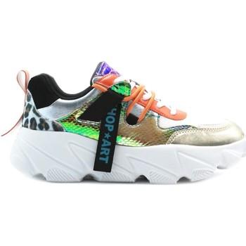 Schoenen Dames Lage sneakers Shop Art SA80224 Wit