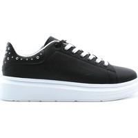Schoenen Dames Lage sneakers Shop Art SA80218 Zwart