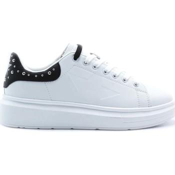 Schoenen Dames Lage sneakers Shop Art SA80218 Wit