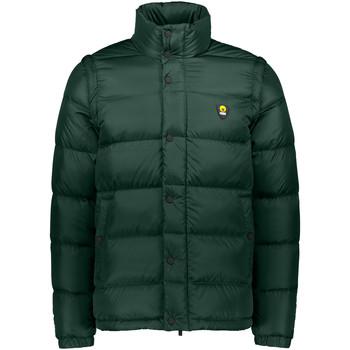 Textiel Heren Dons gevoerde jassen Ciesse Piumini 214CPMJ21496 N3F11D Groen