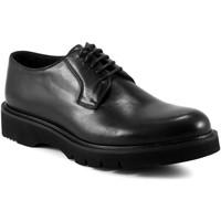 Schoenen Heren Derby Exton 668 Zwart