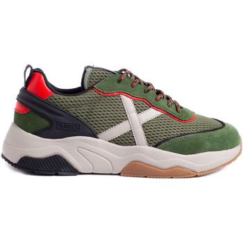 Schoenen Heren Lage sneakers Munich 8770065 Groen