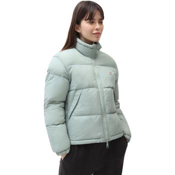 Textiel Dames Dons gevoerde jassen Dickies DK0A4XP3B871 Groen