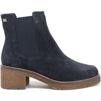 Schoenen Dames Enkellaarzen CallagHan 29505 Blauw