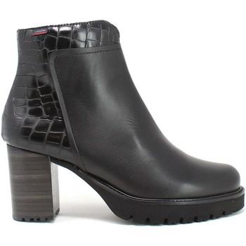 Schoenen Dames Enkellaarzen CallagHan 21930 Zwart