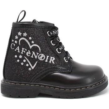 Schoenen Meisjes Laarzen Café Noir C-1510 Zwart