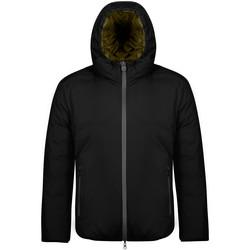 Textiel Heren Dons gevoerde jassen Invicta 4442219/U Zwart